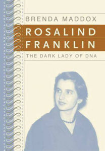 The Dark Lady of DNA book cover