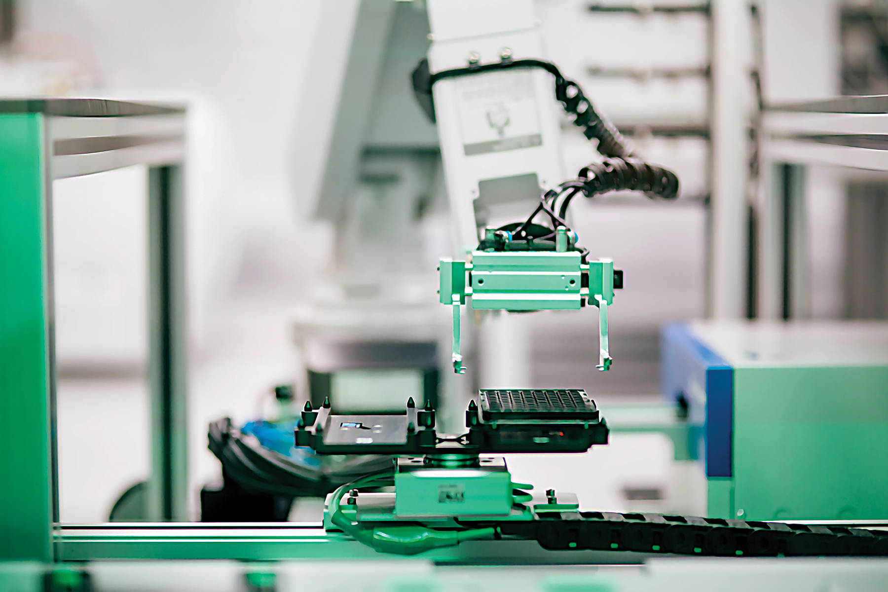 Fully Automated Luxury Drug Discovery