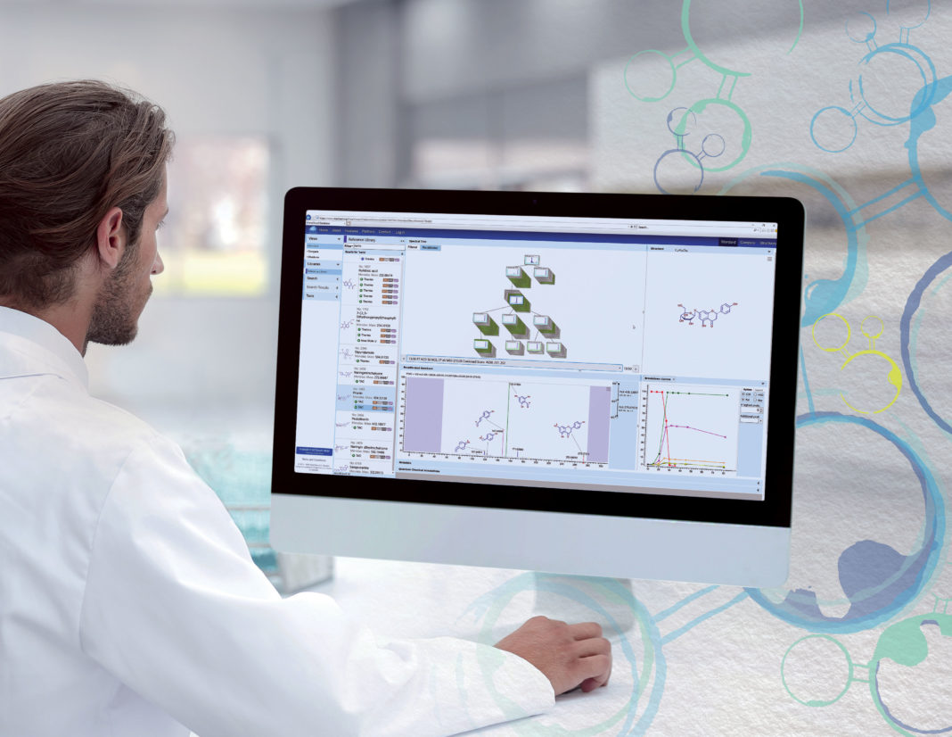 Thermo Fisher Scientific's Compound Discoverer software