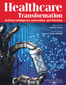 Healthcare Transformation cover image