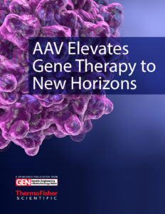 AAV Elevates Gene Therapy to New Horizons book cover