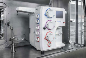 A Fresenius-Kabi LOVO Cell Processing System