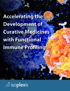 Accelerating the Development of Curative Medicines with Functional Immune Profiling