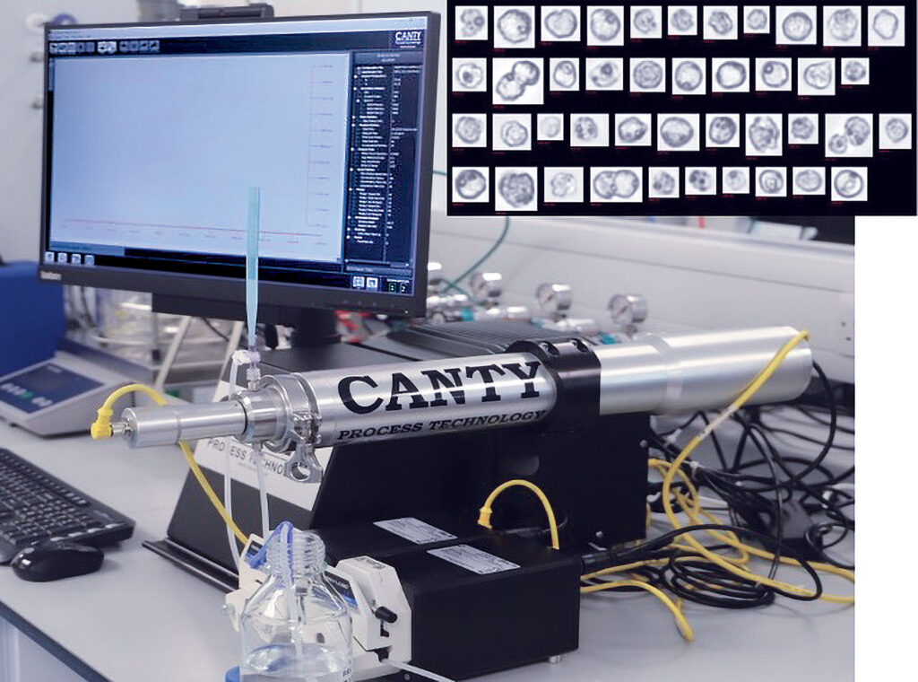 Canty's Pharmaflow cell imaging system