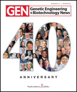 GEN October 2021 40th Anniversary cover image