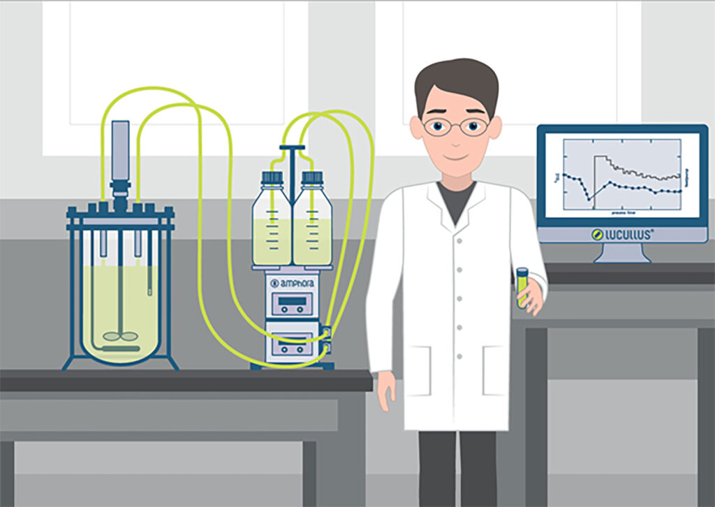 SecureCell Lab Graphic